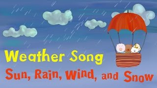 The Singing Walrus - Weather Song For Kids
