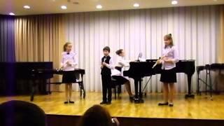Карен Хачатурян, музыка из балета «Чиполлино» (Помидор, Погоня)