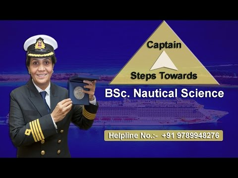 Bsc Nautical Science | Merchant Navy | Captain | After 12th