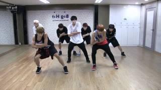 BTS 'Danger' Mirrored Dance Practice