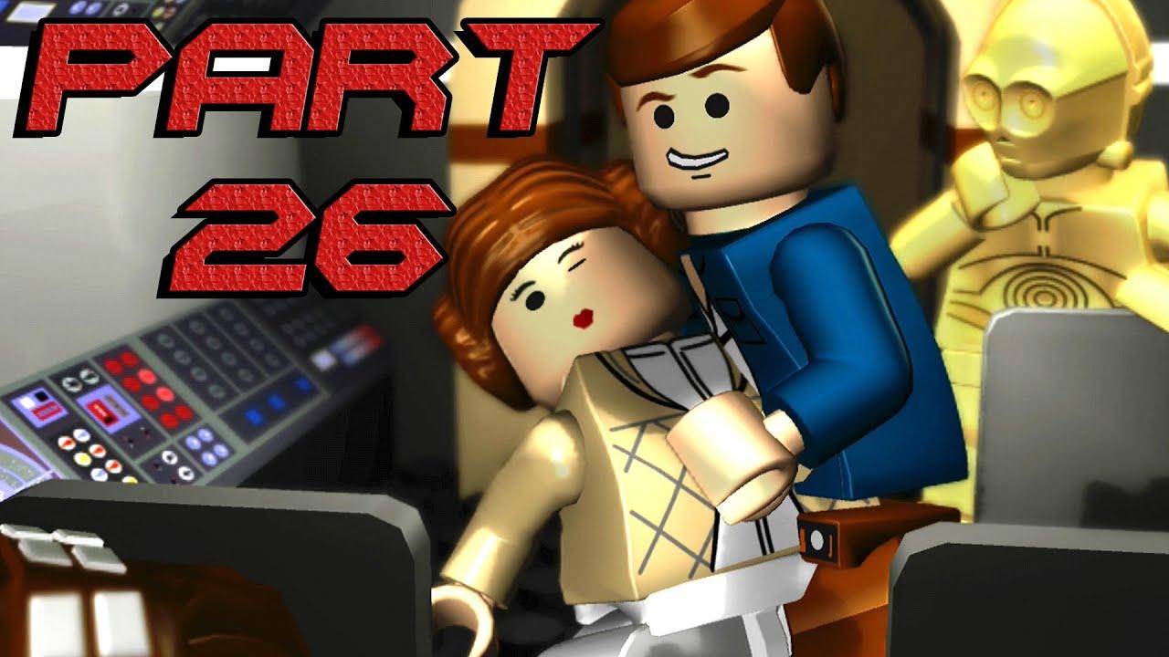 Lego Star Wars: Die komplette Saga – Part 26 – Flucht von der Echo-Basis