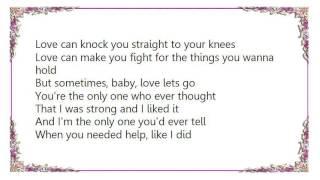 Chely Wright - Love Lets Go Home Studio Demo Lyrics