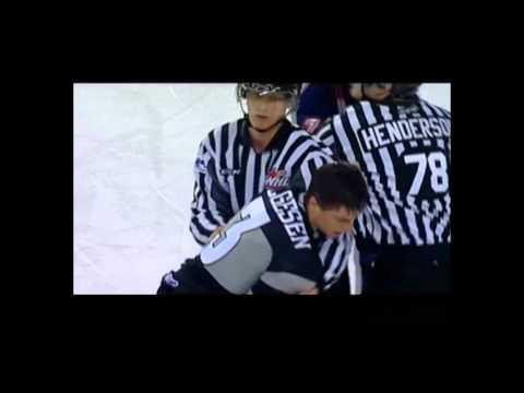 Kenton Helgesen vs. Ryan Rehill