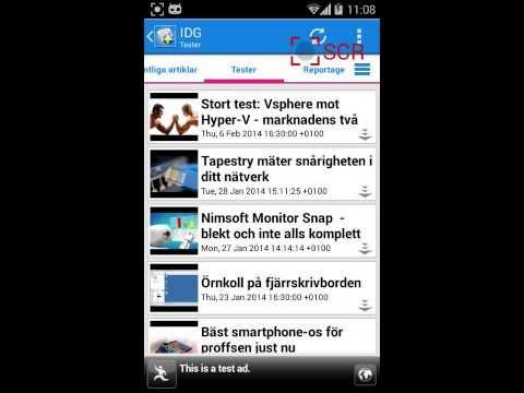 Video of Sverige Nyheter