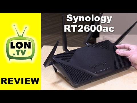 Synology RT2600ac Router Review vs. RT1900ac – Clientless VPN and more!
