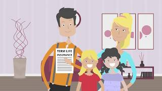 Term Life Insurance Explainer Video