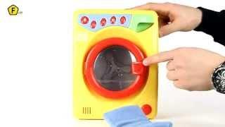 """Детская стиральная машина от компании Интернет-магазин """"Timatoma"""" - видео"""