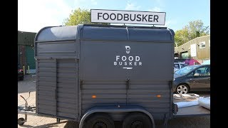 Episode 2 MY FOOD TRUCK IS BUILT   John Quilter