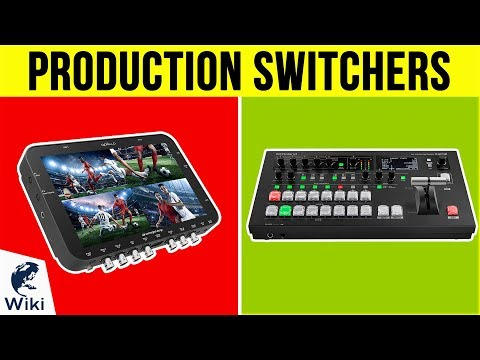 10 Best Production Switchers 2019
