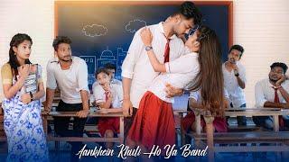 تحميل اغاني Aankhein khuli ho ya band | Mohabbatein | School Love Story | Shahrukh Khan | AGR Life MP3
