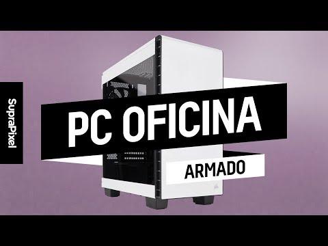 PC de oficina actualizable a gamer de entrada por $10.000