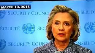 Did Hillary Clinton Lie? - Video Youtube