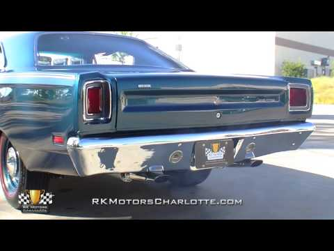 1969 Plymouth Road Runner for Sale - CC-817393