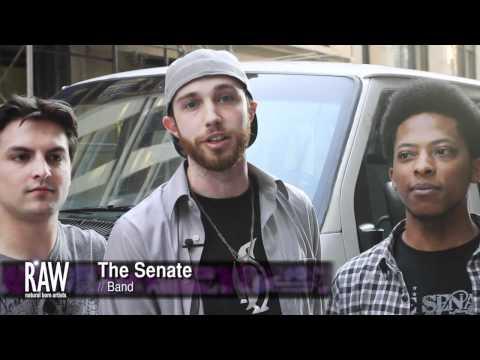 "The Senate at RAW: New York City ""Stimulus"" 03/22/12"