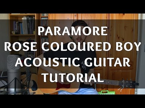 how to play still into you by paramore | Tutorial - 4D VIDEO