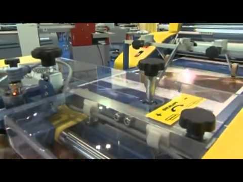 Offset Lamination Machine
