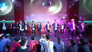 Revolve 18th House Beat Around vol.18 慶應大 ダンスサークル Revolveイベント