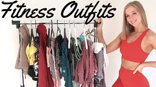 FAVORIETE GYM OUTFITS #LOOKBOOK