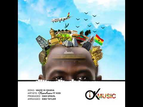 Audio: Okyeame Kwame - Made In Ghana feat. Kidi