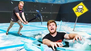 Deadly Ice Breakers Challenge! | Fortnite