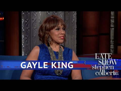 , title : 'Gayle King Is Ready To Cover The Royal Wedding'