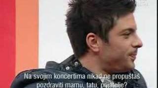 NOVA TV - Posljednji intervju Toše Proeskog za Canal 5