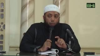 Ketika Ustadz Khalid Basalamah Mengunjungi Masjidil Aqsa