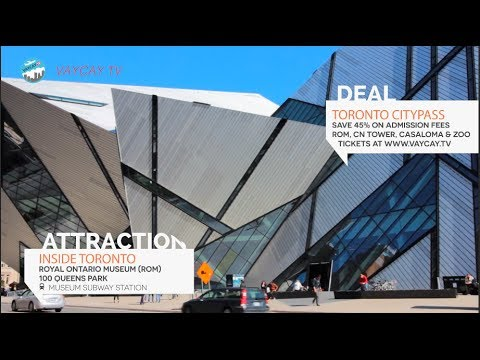 Video Toronto's Top Tourist Attractions | Inside Toronto