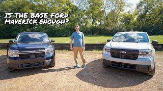 Base vs Max! Ford Maverick Trim Levels Compared