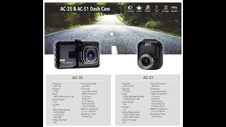Dash Cam ACS1 Car Dash Cam Kamera Mobil Blackbox DVR 1080p 1080 HD