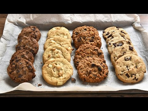 How To Make Subway Cookies