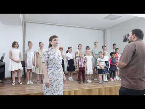 В воскресной школе при Александро-Невском соборе состоялся отчётный концерт