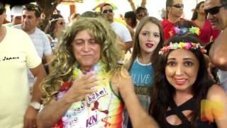Nara Castro no Carnaval no Recanto Verde em Parelhas RN