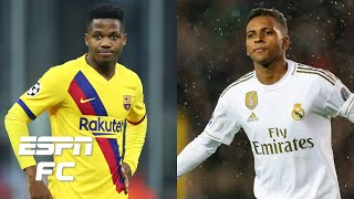 Is Barcelona's Ansu Fati or Real Madrid's Rodrygo the better prospect? | Extra Time