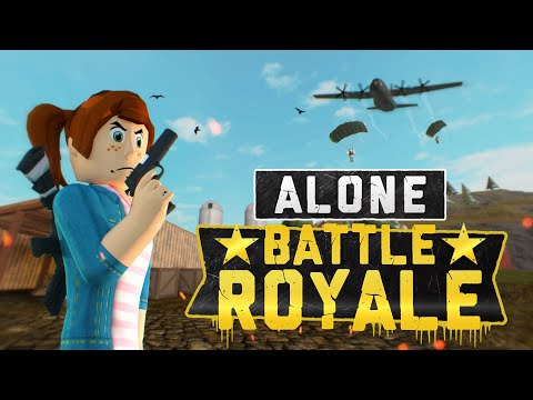 ALONE Battle Royale - Roblox