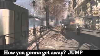 Hour and 15 minute loop of LITERAL Modern Warfare 3