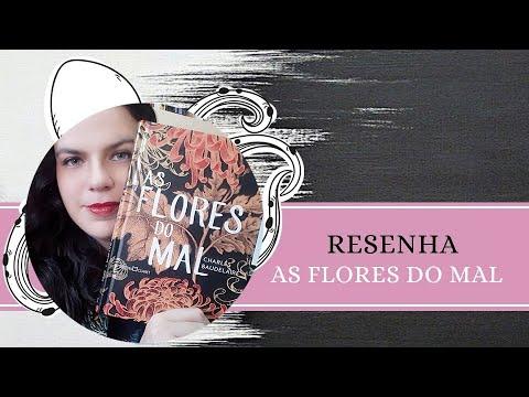 RESENHA #143: FLORES DO MAL | LES FLEURS DU MAL, de CHARLES BAUDELAIRE