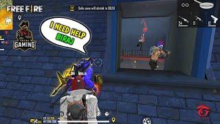 Biraj i need Help 7 SMG Ammo Drop Best Gameplay - Garena Free Fire