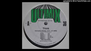 Information Society   Think (Ultimix Version)
