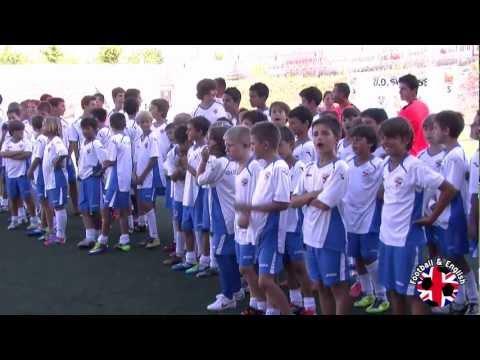 Football & English Camp 2013
