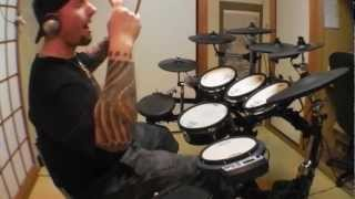 ANTHRAX - Devil You Know Drum Cover