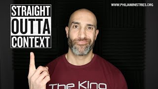 MEN AND WOMEN ARE EXACTLY THE SAME?! || STRAIGHT OUTTA CONTEXT || GALATIANS 3