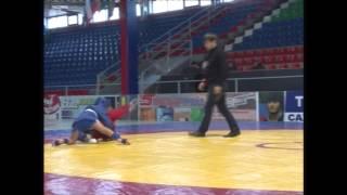 боевое самбо чемпионат Дагестана в г. Хасавюрт