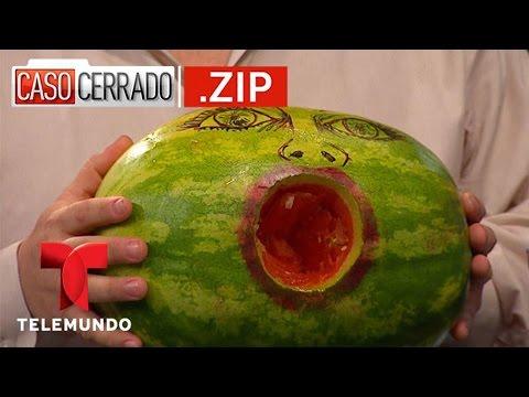 Enamorado de un melón, Caso Cerrado.ZIP | Caso Cerrado | Telemundo