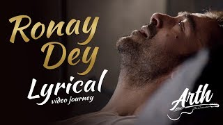 Ronay Dey Sing Along Full Song | Arth The Destination