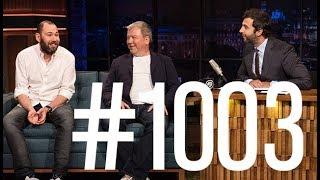 Вечерний Ургант - Семен Слепаков и Александр Робак. 1003 выпуск от 20.09.2018