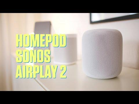 Meine Erfahrungen mit HomePod, Sonos, AirPlay 2