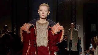Atsushi Nakashima | Fall Winter 2019/2020 Full Fashion Show | Exclusive