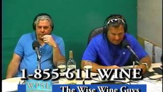 The Wise Wine Guys Podcast #3 – On WPSL TV