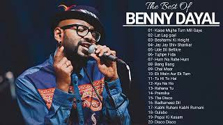 Best Of Benny Dayal Sing Collection ll Bollywood New Dance songs Jukebox ll Top 20 Of Benny Dayal.